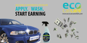 make money with a waterless car wash business