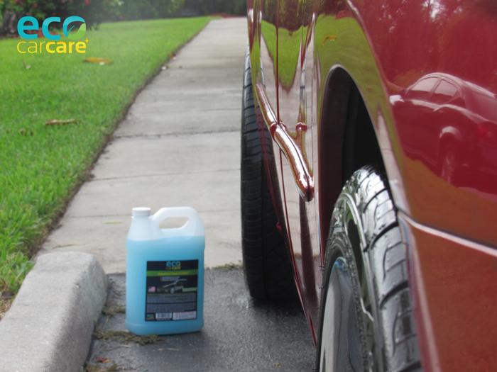 Eco Friendly Car Wash Soap