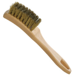 tire brush detailing auto brass hard bristles